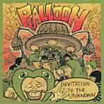 【クリックで詳細表示】BALLOON/INVITATION to the UNKNOWN