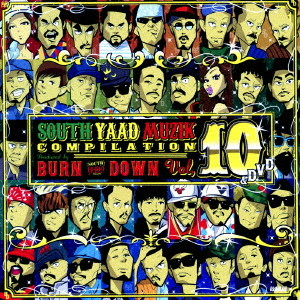 SOUTH YAAD MUZIK COMPILATION VOL.10(DVD付)