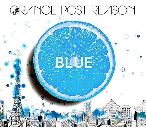 ORANGE POST REASON/BLUE