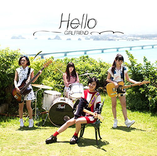 GIRLFRIEND/Hello(初回限定盤)(DVD付)