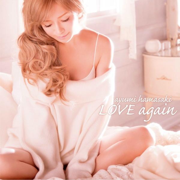 浜崎あゆみ/LOVE again(DVD付)