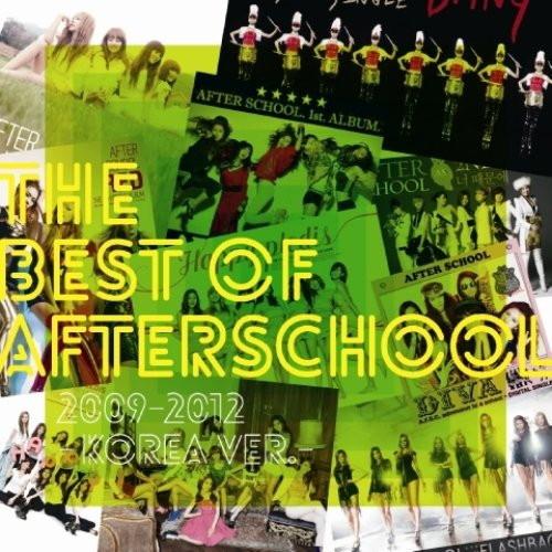 AFTERSCHOOL/AFTERSCHOOL KOREA BEST