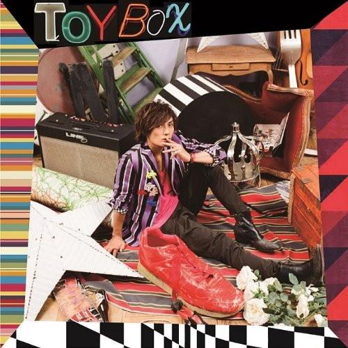 加藤和樹/TOY BOX(DVD付A)