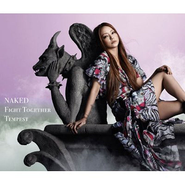 安室奈美恵/NAKED/ Fight Together/ Tempest(DVD付)