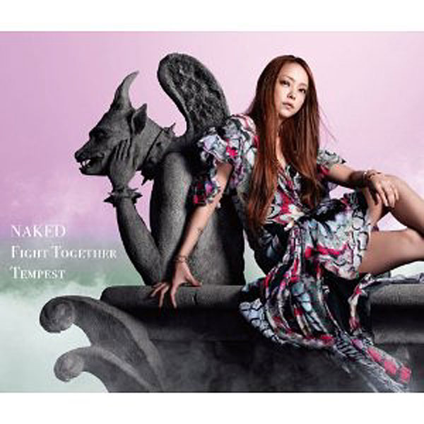 安室奈美恵/NAKED/ Fight Together/ Tempest