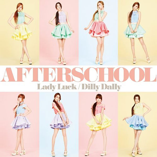AFTERSCHOOL/Lady Luck/Dilly Dally