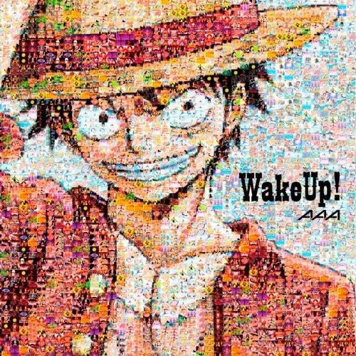 AAA/Wake up!(初回限定盤)(DVD付)
