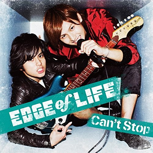 EDGE of LIFE/Can't Stop
