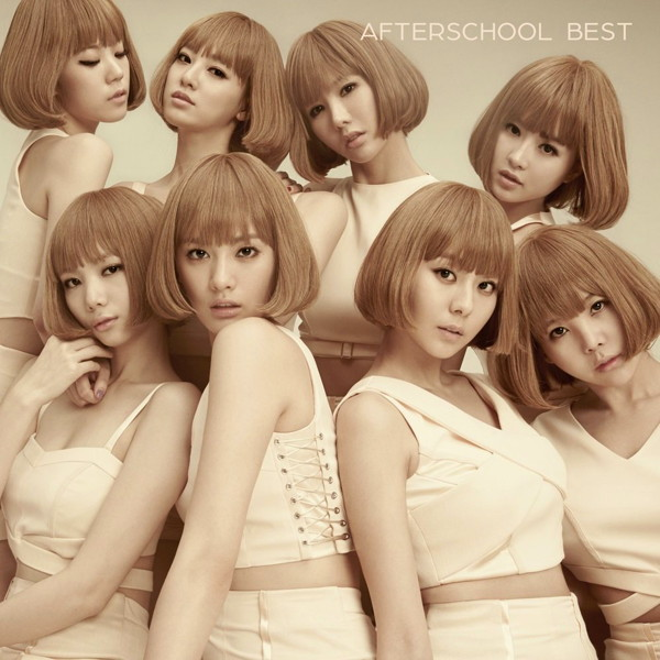 AFTERSCHOOL/BEST(MUSIC VIDEO盤 DVD付)