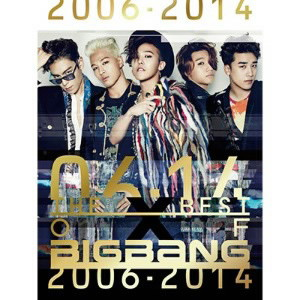 BIGBANG/THE BEST OF BIGBANG 2006-2014(DVD付)