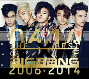BIGBANG/THE BEST OF BIGBANG 2006-2014