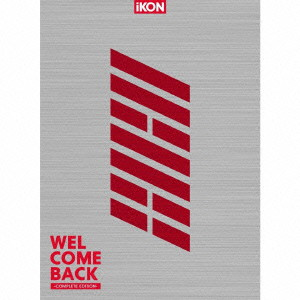 iKON/WELCOME BACK-COMPLETE EDITION-(初回生産限定盤)(DVD付)