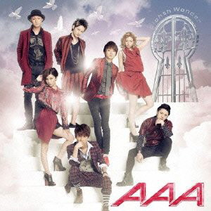 AAA/Eighth Wonder(初回限定盤)(DVD付)