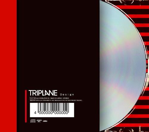 TRIPLANE/Design(初回生産限定盤)(DVD付)