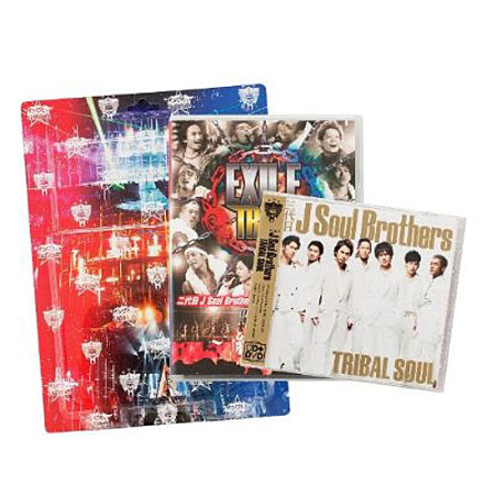 三代目 J Soul Brothers/TRIBAL SOUL(初回生産限定)(DVD付)