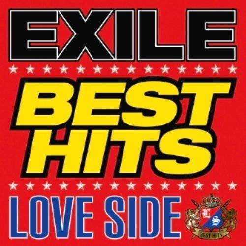 EXILE/EXILE BEST HITS-LOVE SIDE/SOUL SIDE(2DVD付)