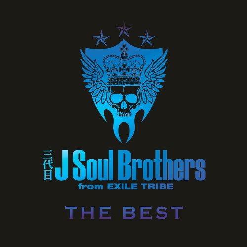 三代目 J Soul Brothers from EXILE TRIBE/THE BEST/BLUE IMPACT(2DVD付)