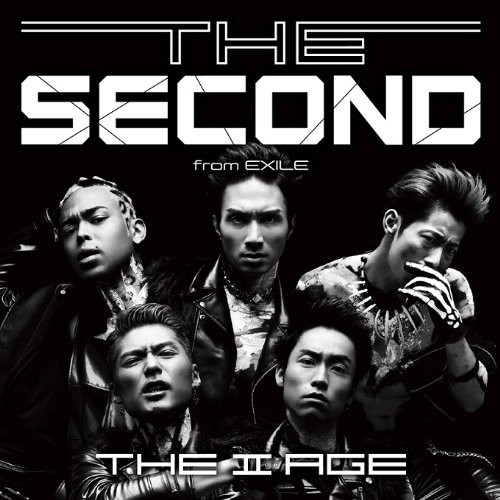 SECOND from EXILE/THE II AGE(Blu-ray Disc付)