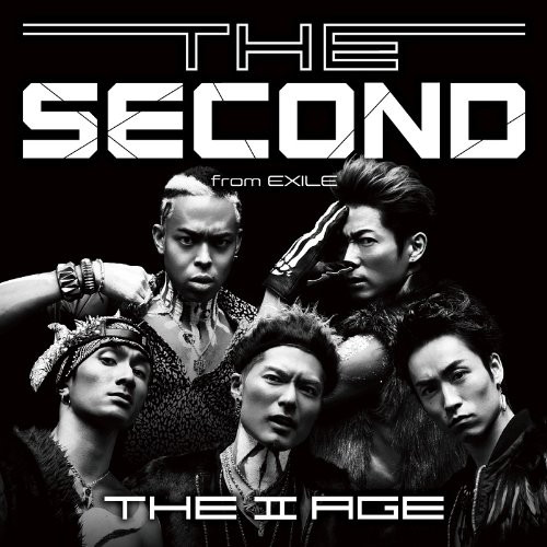 SECOND from EXILE/THE II AGE(DVD付)