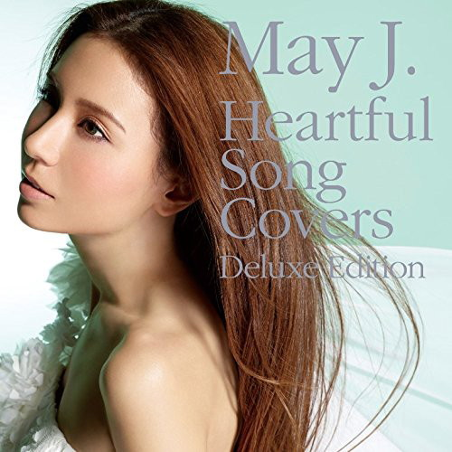 May J./Heartful Song Covers-Deluxe Edition-(DVD付)