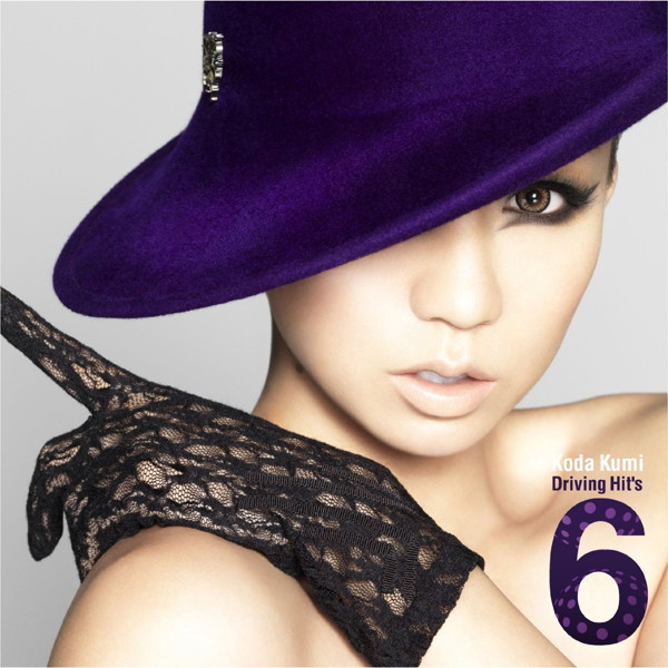 倖田來未/Koda Kumi Driving Hit's 6(DVD付)