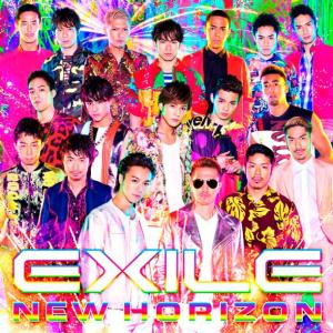EXILE/NEW HORIZON(2DVD付)