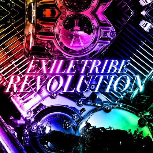 EXILE TRIBE/EXILE TRIBE REVOLUTION (Blu-ray Disc付)