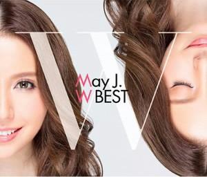 May J./May J. W BEST-Original&Covers-(DVD付)