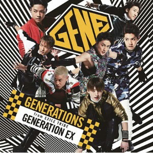 GENERATIONS from EXILE TRIBE/GENERATION EX