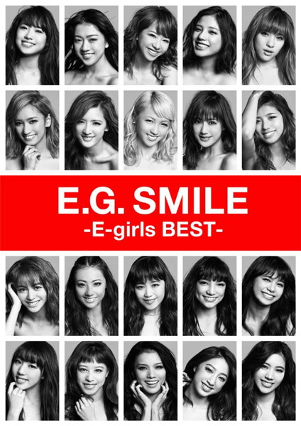 E-girls/E.G. SMILE-E-girls BEST-(2CD+3DVD)
