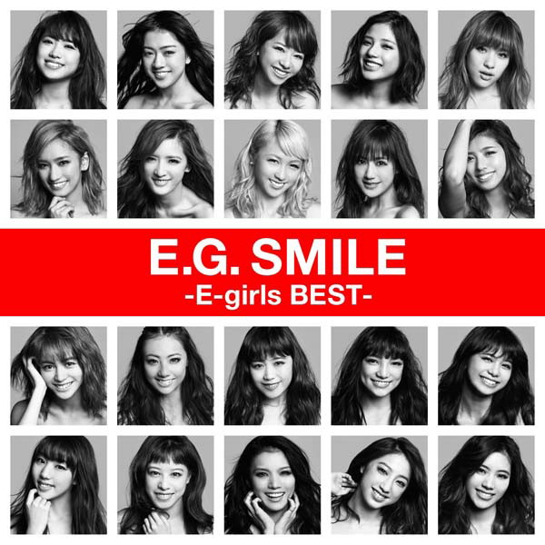 E-girls/E.G. SMILE-E-girls BEST-(2CD)
