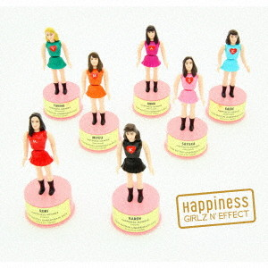 Happiness/GIRLZ N' EFFECT(DVD付)