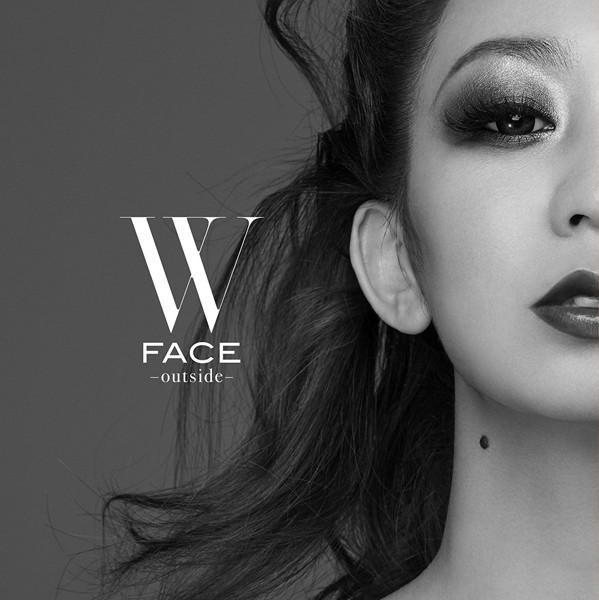 倖田來未/W FACE 〜 outside 〜(DVD付)