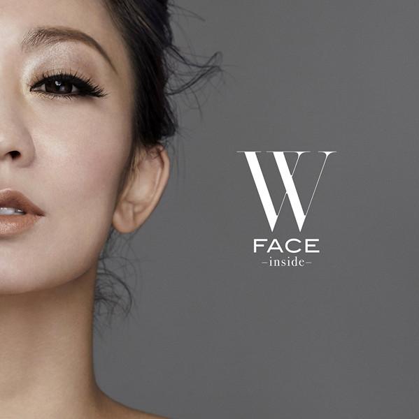 倖田來未/W FACE 〜 inside 〜(DVD付)