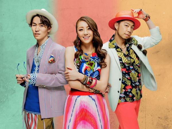 DANCE EARTH PARTY/POPCORN(DVD付)