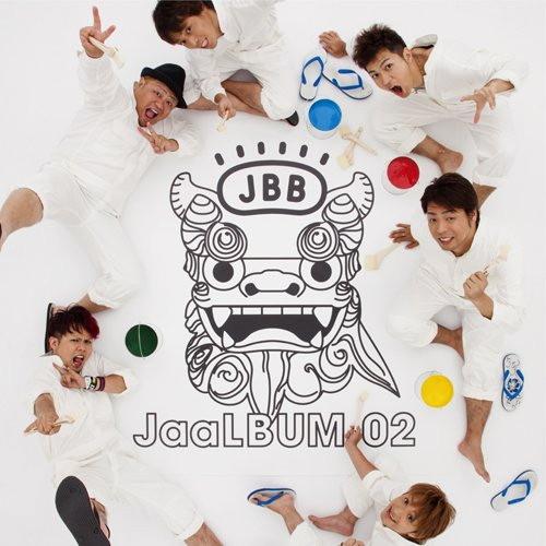 JaaBourBonz/JaaLBUM 02(初回限定盤)(DVD付)