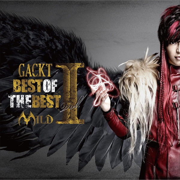 GACKT/BEST OF THE BEST vol.1-MILD-(DVD付)