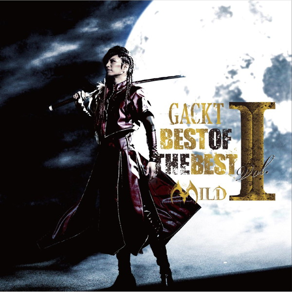 GACKT/BEST OF THE BEST vol.1-MILD-
