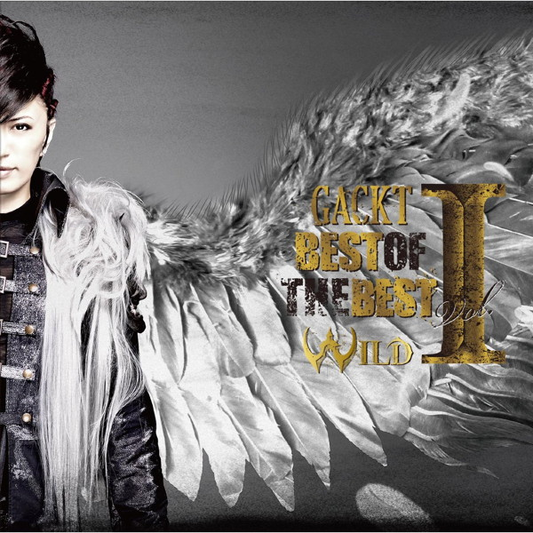GACKT/BEST OF THE BEST vol.1-WILD-(Blu-ray Disc付)