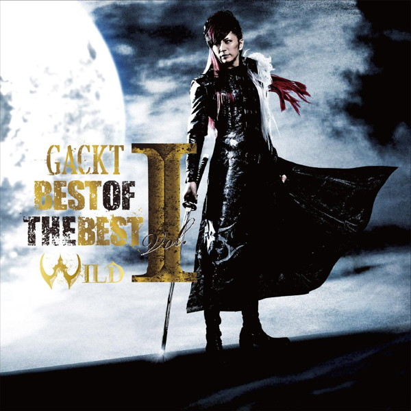 GACKT/BEST OF THE BEST vol.1-WILD-