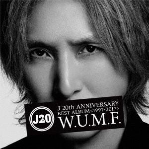 J/J 20th Anniversary BEST ALBUM  W.U.M.F.