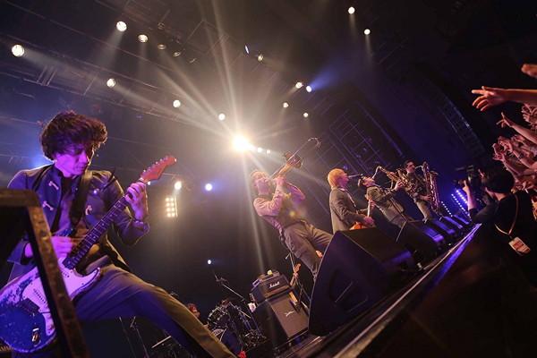 東京スカパラダイスオーケストラ/Paradise Has NO BORDER(2DVD付)