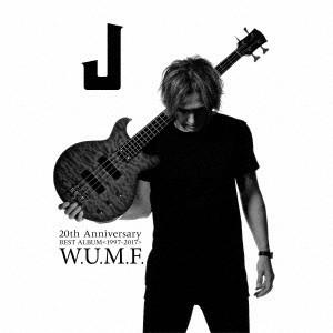 J/J 20th Anniversary BEST ALBUM  W.U.M.F.(初回生産限定盤)(DVD付)