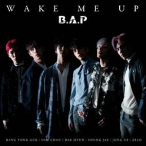 B.A.P/WAKE ME UP(Type-B)