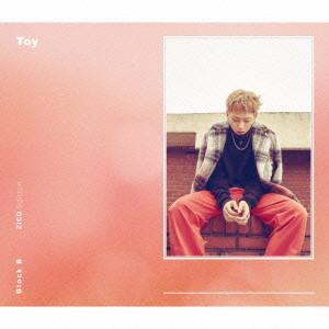 Block B/Toy(Japanese Version)(ZICO Edition)(初回限定盤)(DVD付)