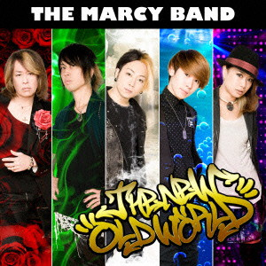MARCY BAND/The new old world