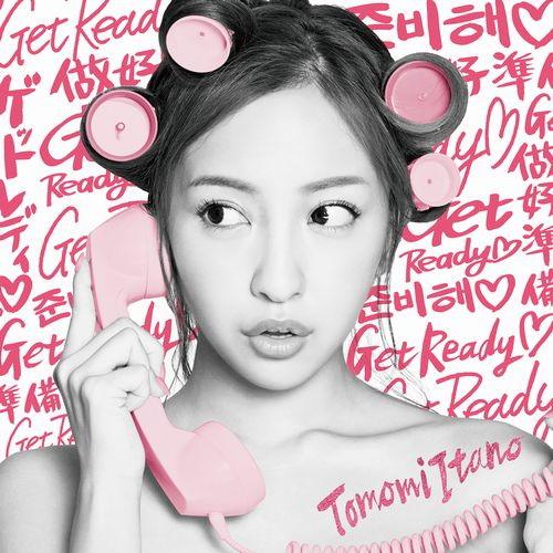 板野友美/2nd ALBUM「Get Ready(ハート)」(通常盤)