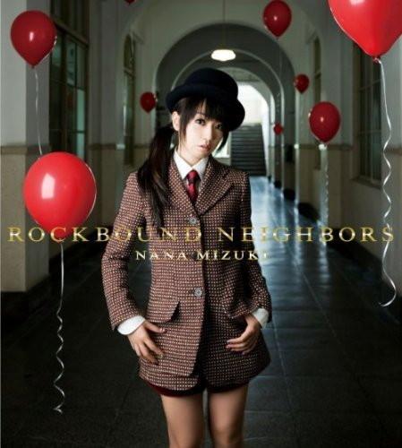 水樹奈々/ROCKBOUND NEIGHBORS(初回限定盤)(BD付)