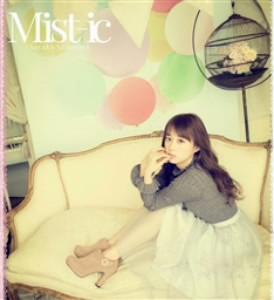 塩ノ谷早耶香/Mist-ic(Type-A)(初回限定盤)(DVD付)
