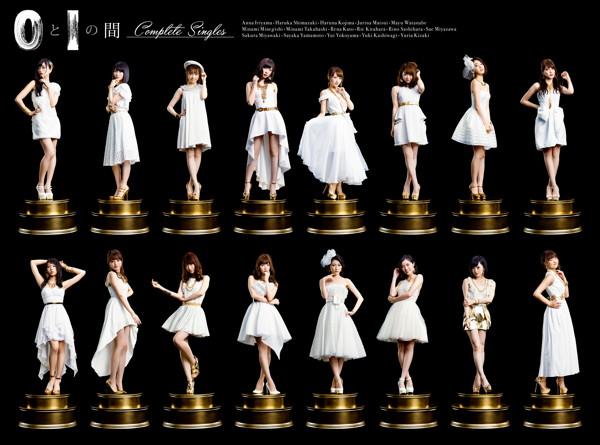 AKB48/0と1の間(Complete Singles)【数量限定盤】(DVD付)